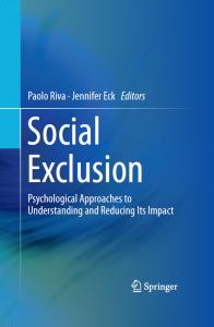social exclusion book