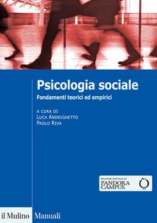 psicologia sociale book