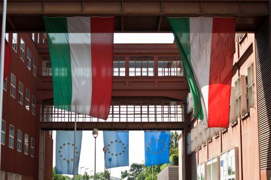 Unimib flags
